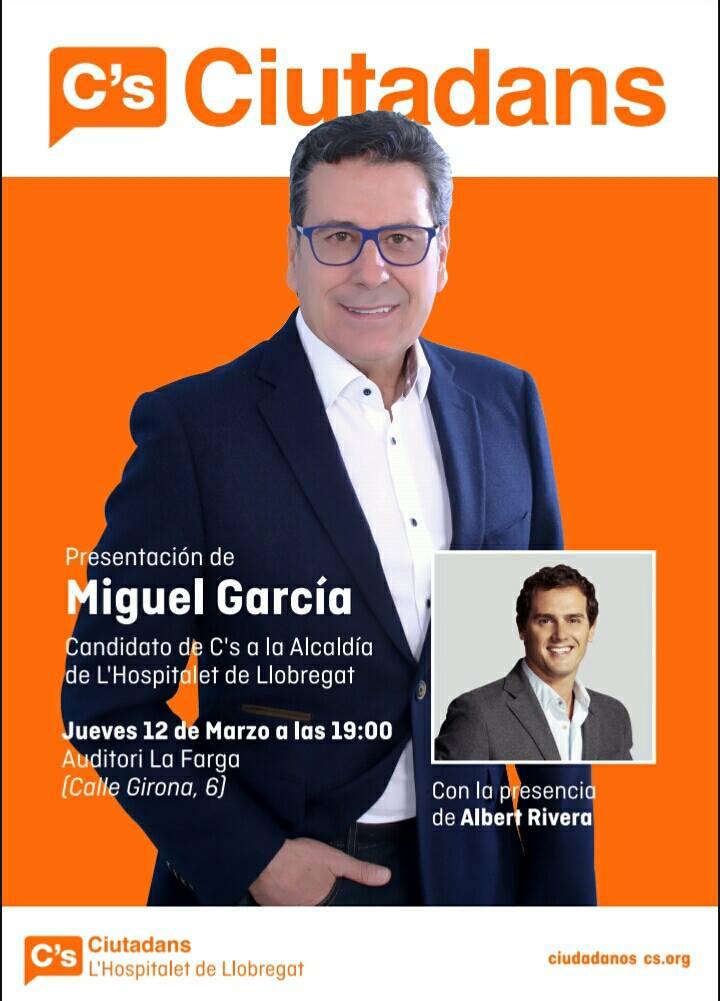cartel acto