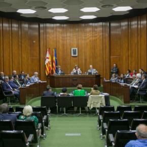 Áreas de trabajo de los concejales de Ciudadanos (C's) en el Ayuntamiento de Hospitalet.