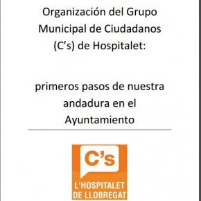 Ciudadanos (C's) te presenta este martes 7 (20:00) su trabajo hasta la fecha en el Ayuntamiento de Hospitalet