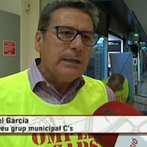 VÍDEO: C's de Hospitalet participa en la en la campaña #solidarisLH