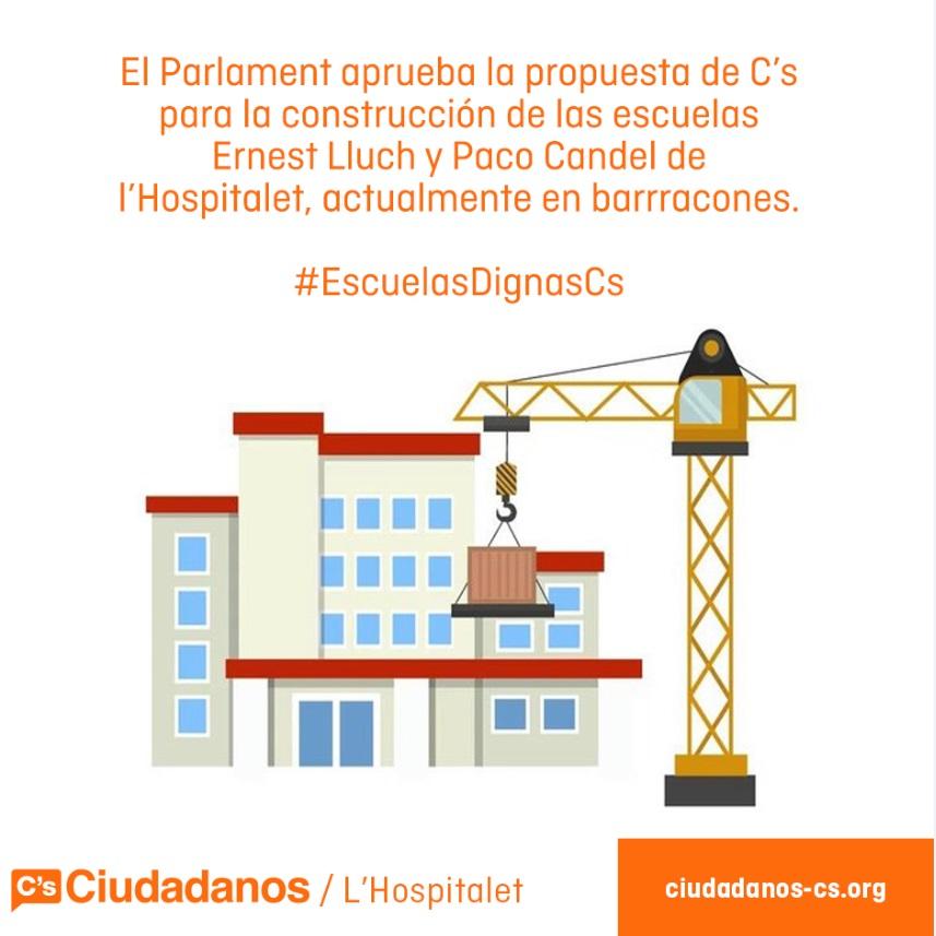 #ESCUELASDIGNASCS