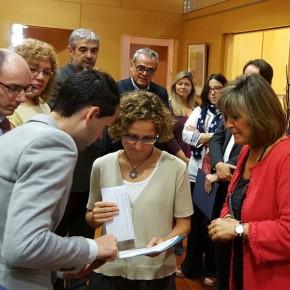 C's celebra que Ayuntamiento y Generalitat se pongan manos a la obra para construir 2 escuelas de l'Hospitalet en barracones