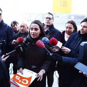 """Inés Arrimadas: """"Exigimos al Govern que finalice de una vez por todas las obras de la L10 del Metro de l'Hospitalet después de 10 años de promesas incumplidas"""""""