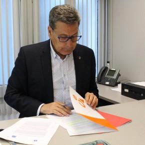 Cs denuncia las reiteradas suspensiones de la Comisión de Subvenciones por la desidia del Gobierno de Núria Marín