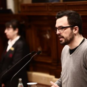 Cs solicita en el Parlament que los ciudadanos de L'Hospitalet puedan debatir sobre el PDU Granvia - Llobregat para legitimar el proyecto