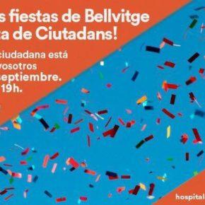 Información sobre la Caseta Cs en las Fiestas de Bellvitge 2017: horarios y ubicación
