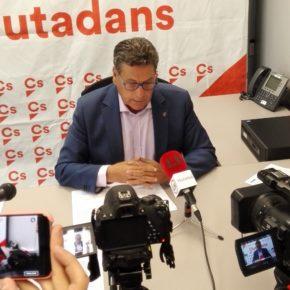 Cs considera que el futuro de España no pasa por conceder privilegios a los separatistas, sino por tener un proyecto de futuro español y europeísta