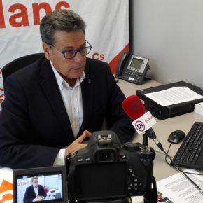 Cs insta al Gobierno de Núria Marín a ceder suelo municipal para construir nuevas residencias para la tercera edad