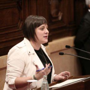 La diputada y vecina de l'Hospitalet, Noemí de la Calle, sube al décimo puesto en la lista de Cs para las elecciones al Parlament