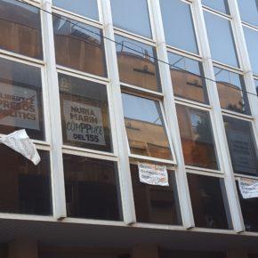 Cs l'Hospitalet denuncia ante la Junta Electoral la presencia de pancartas y símbolos partidistas en la fachada del Ayuntamiento