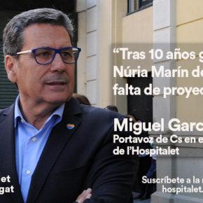 """""""Núria Marín, a la deriva"""""""
