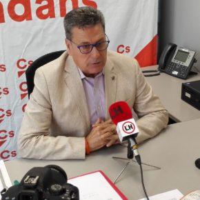 Cs l'Hospitalet advierte que el PSC de Núria Marín apuesta por alianzas postelectorales con ERC