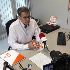 Cs l'Hospitalet denuncia que el derrumbe de Can Trinxet es fruto del abandono del Gobierno municipal del PSC (incluye VÍDEO)