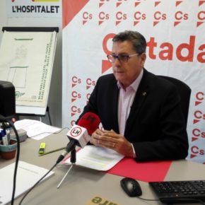 Cs pide responsabilidades a Núria Marín por la multa de 500.000 € que la Autoridad Catalana de la Competencia ha impuesto al Ayuntamiento