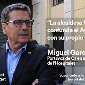 """""""El Ayuntamiento, al servicio de Núria Marín"""""""