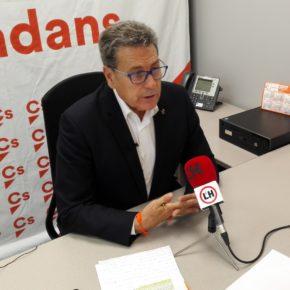 Cs l'Hospitalet denuncia que la alcaldesa Núria Marín solo haya ejecutado un 30% de las inversiones previstas en el mandato (incluye VÍDEO)