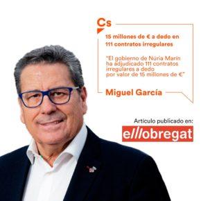 """""""15 millones adjudicados a dedo en 111 contratos irregulares"""""""