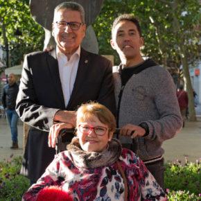 Cs l'Hospitalet incorpora en sus listas a un doble campeón Paralímpico y a una activista por los derechos de las personas con diversidad funcional