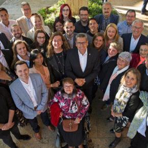 Ciudadanos l'Hospitalet presenta una lista plural e inclusiva que hará de la accesibilidad universal una de sus prioridades