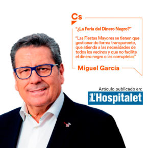 """""""¿La Feria del Dinero Negro?"""", por Miguel García"""