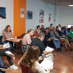 Cs celebra un Café Ciudadano en l'Hospitalet