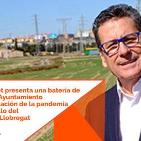 Cs l'Hospitalet presenta una batería de preguntas al Ayuntamiento sobre la afectación de la pandemia en el desarrollo del PDU Granvia-Llobregat