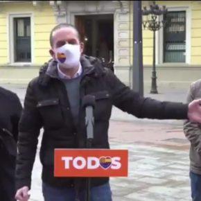 Rueda de prensa de Nacho Martín y Edmundo Bal en l'Hospitalet - 20/01/2021
