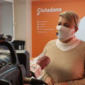 """Noemí de la Calle: """"Ciudadanos garantizará una policía operativa al servicio de la seguridad de todos los catalanes"""""""